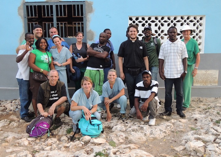 Haiti-Medical mission group - Sept - 2014